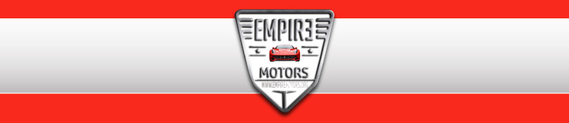 Empire Motors banner